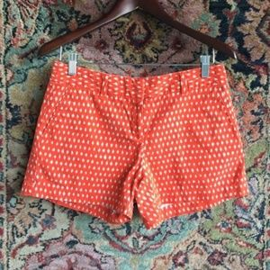"""LOFT Ikat Shorts 4"""" 3"""" Printed Patterned"""